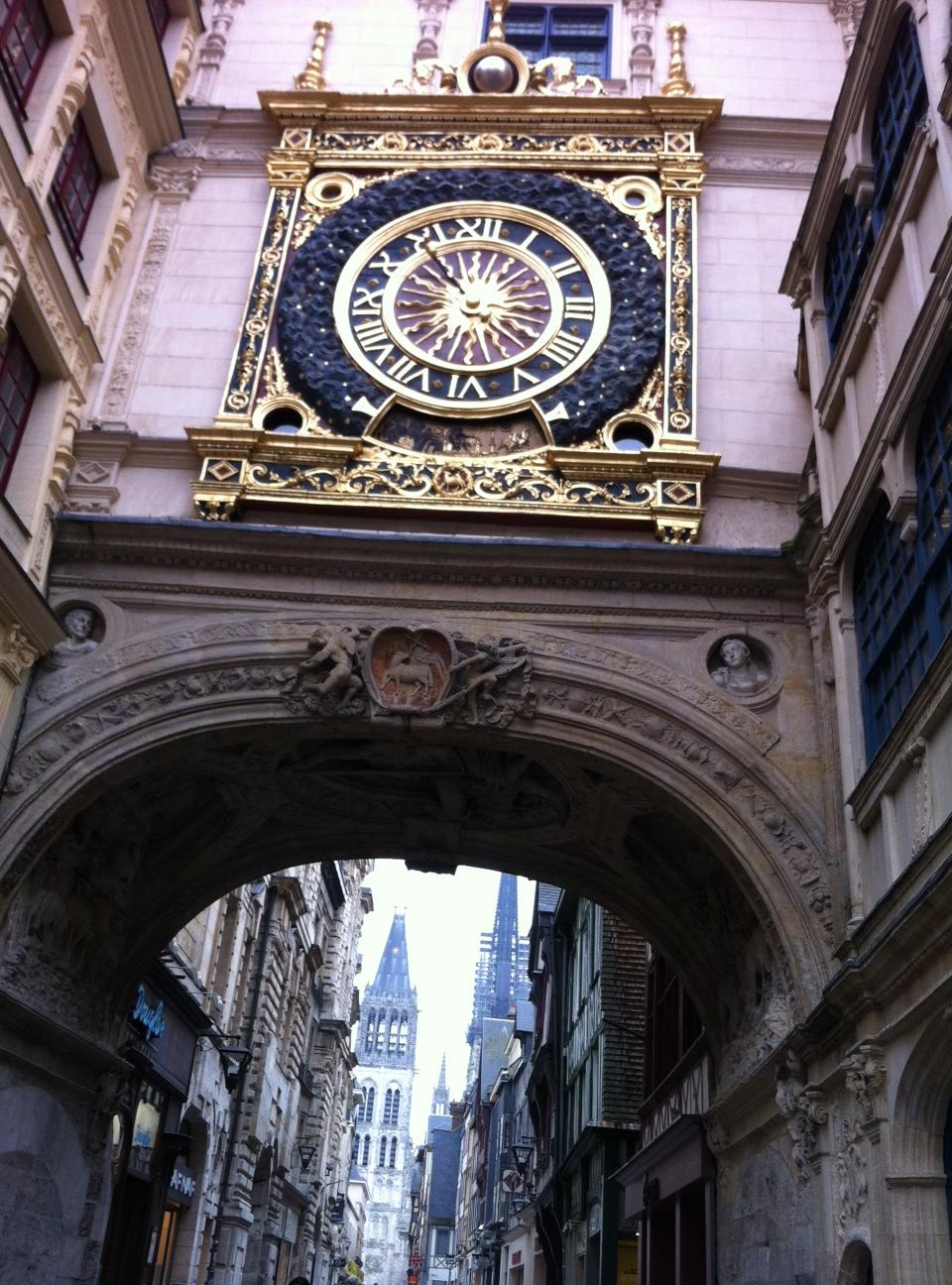 Gros horloge 2