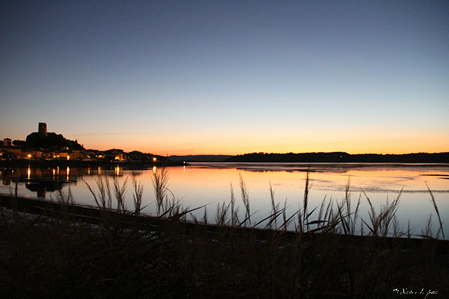 Gruissan coucher de soleil XLespinas