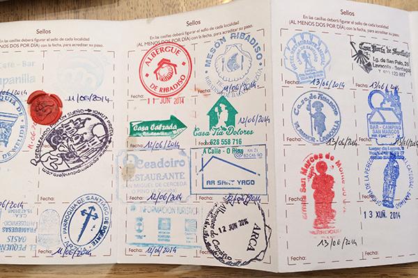 Passeport Pelerin