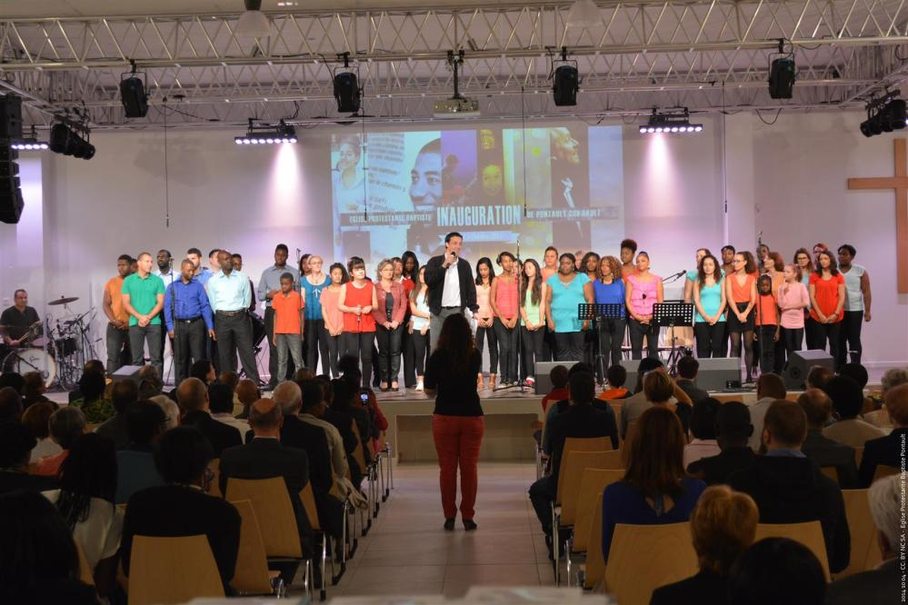 Inauguration Chorale