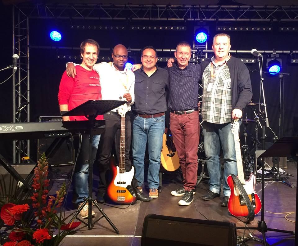 Equipe musiciens Lognes