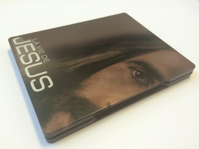 Coffret 3D DVD Jésus recto