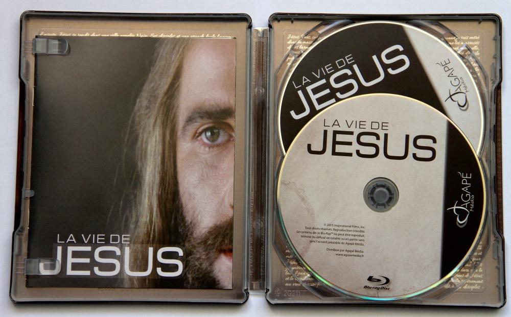 Dvd La vie de Jesus interieur